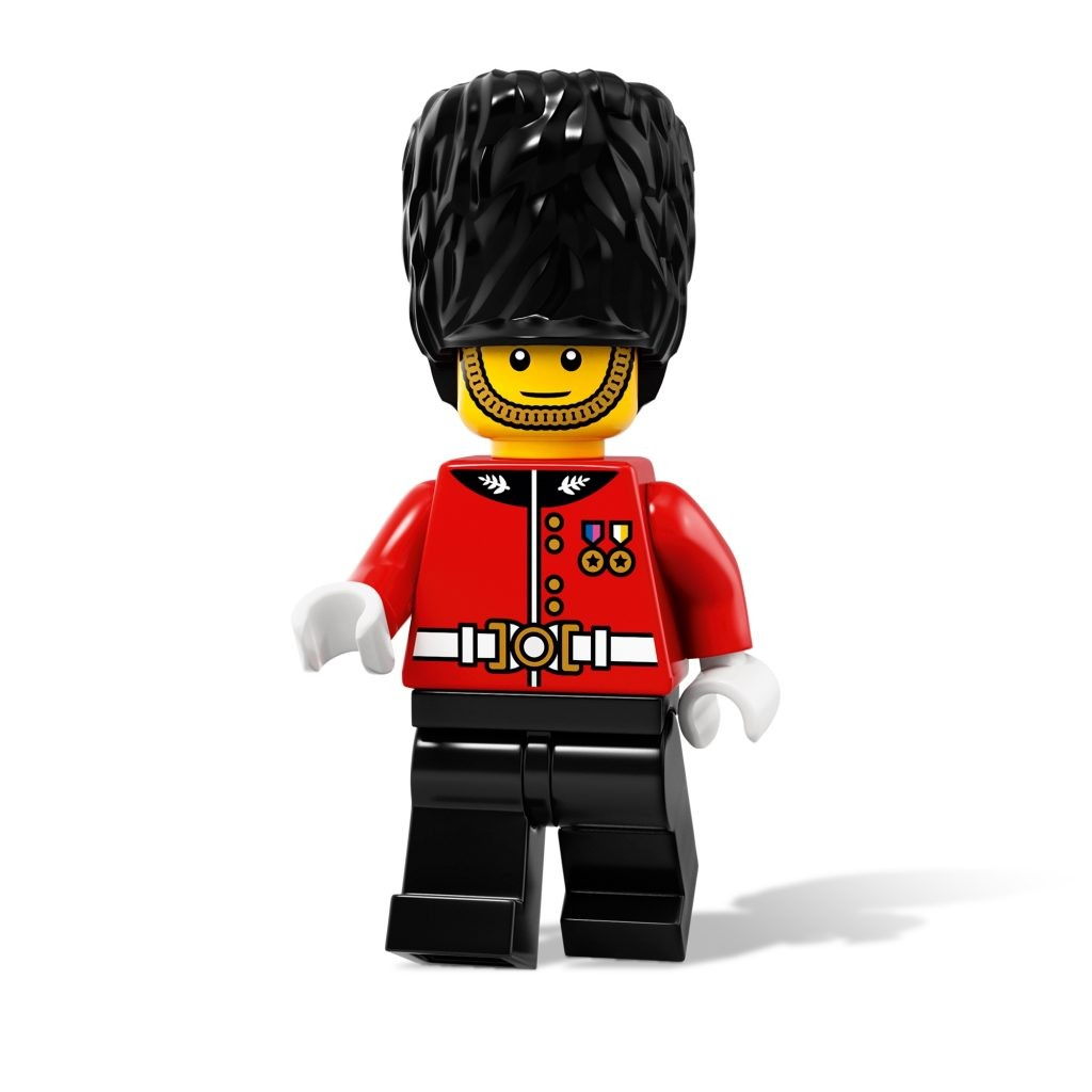 Royal Guard Minifig