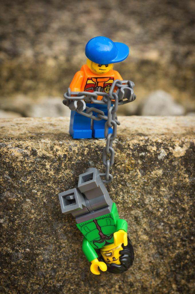 Minifig Rescue